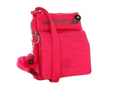 Eldorado Small Shoulder Bag, VibrantPInk