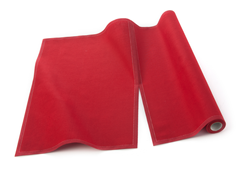 Red Placemat 12-Ct Cotton