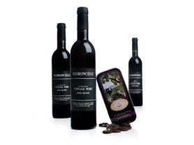 Pedroncelli Port 500ml (3) & Chocolate
