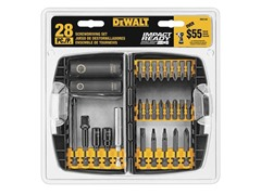 DEWALT Impact Ready Screwdriving Set, 28 Piece