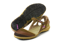 Teva Women's Pasas Lt Brown