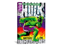 Hulk (inhumans) Issue Cover #1