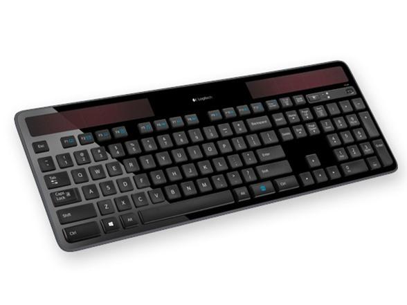 9557758d30f Logitech K750 Wireless Solar Keyboard