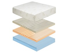 "Natural Flex 933 12"" Mattress - Queen"