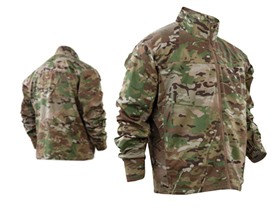 Tru-Spec 24-7 Multicam Windbreaker
