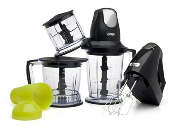 Euro-Pro QB1004 Ninja Master Prep Pro Blender Food Drink Mixer NEW IN BOX