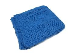 "Hampton-Hand Knit-Nautical  50"" x 60"""