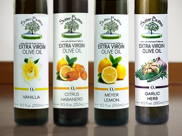 Sutter Buttes Award Winning EVOO