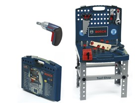 Bosch Tool Shop Foldable Workbench
