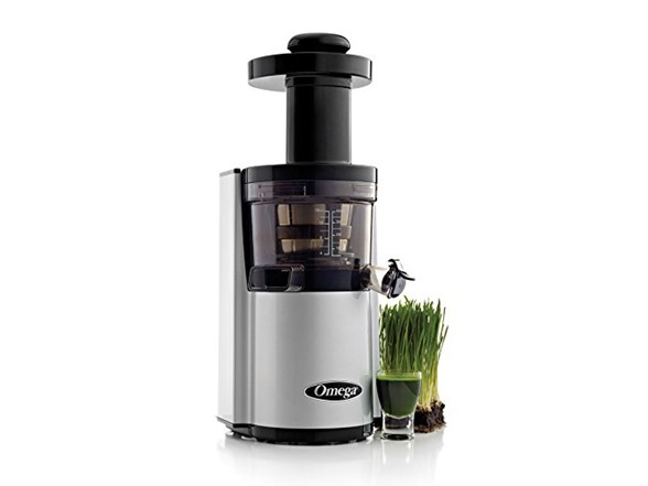 Omega Slow Juicer Chile : Omega vSJ843QS Slow Juicer Silver