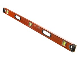 48-Inch I-Beam Level with Gel End Cap
