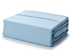 Eddie Bauer 500TC 6Pc Sheet Set-Blue-Queen
