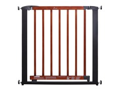 Windsor Charcoal Cherry Wood Gate & Ext.