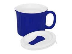 CorningWare 20-Oz. Pop-Ins Mug With Lid