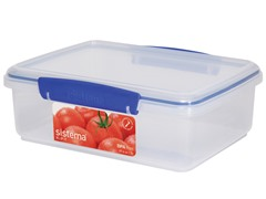 Rectangular Food Container - 8.45 Cups