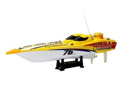 "23"" Fountain FF R/C Boat - Yellow"