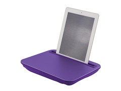 Tablet Cushion - Purple