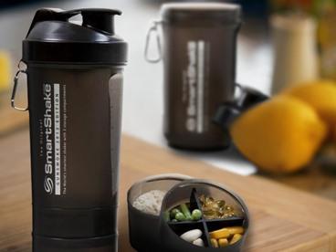 SmartShake Shaker Bottles