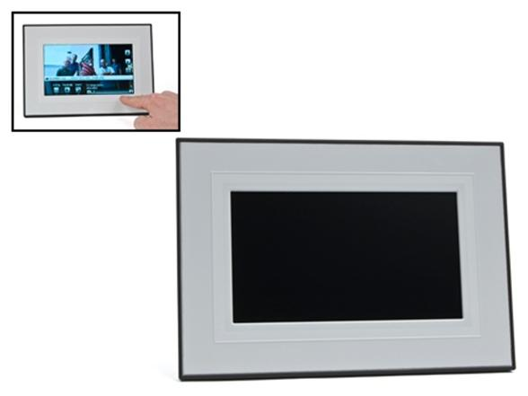 Kodak Easyshare 7 Digital Pictures Frame With Quicktouch Border