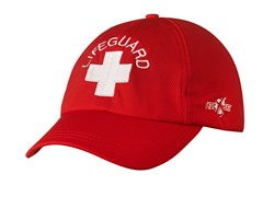 RealXGear Lifeguard Cooling Hat - Red