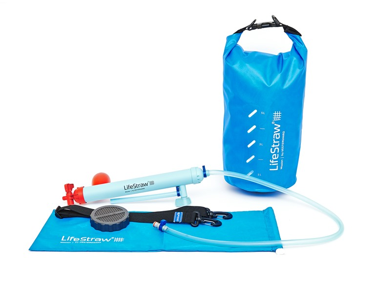 LifeStraw Mission High-Volume Purifier