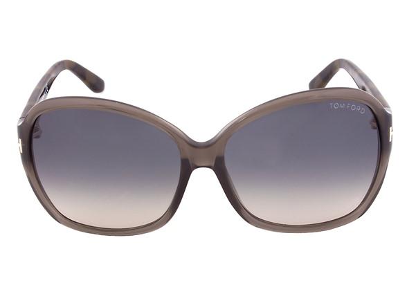 b32d512367 Tom Ford Taupe Nicola Sunglasses