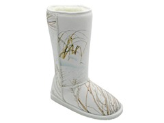 "Women's Mossy Oak 13"" Boots - W. Brush"