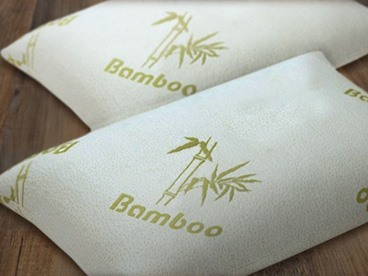 Simmons Curv Bamboo Pillows