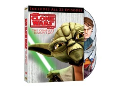 The Clone Wars Season 2 [DVD]