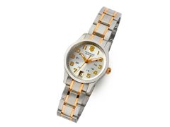 Women's Silver Dial Alliance Watch