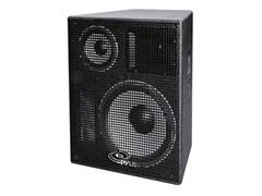 """12"""" Heavy Duty 3-Way Stage Monitor Speaker Cabinet"""