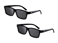Theater 3D Glasses Adult Size - 2 Pack