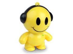 Headphonies Pocket Speaker - Smiley