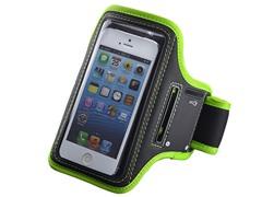 Sports Armband - Green/Black