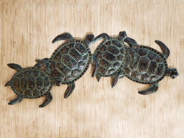 Lovely Sea Turtle Wall Art