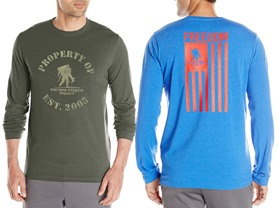 Under Armour Men's Long Sleeve Tees