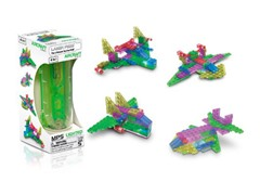 Laser Pegs MPS Aircraft 4-in-1 Set