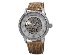 Ladies Skeleton Automatic Watch