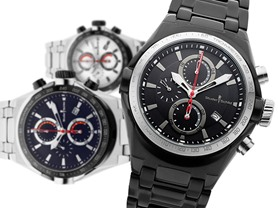 Studer Schild Men's Sabin Chronograph - 4 Choices
