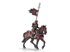 Dragon Knight with Lance & Horse