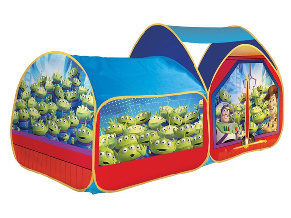 Toy Story 2 In 1 Bed Topper Amp Tent Kids Woot