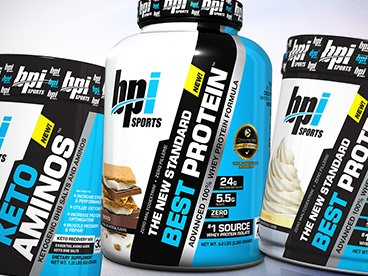Supplements from BPI Sports!