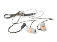 Zion In-Ear Headphones w/3-Button Remote