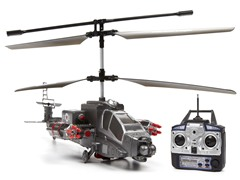 3.5 ch RC Outdoor Gyro Apache Helicopter