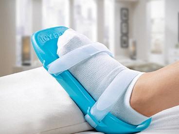 Icy Feet Plantar Fasciitis Relief