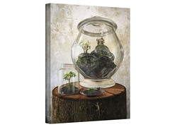 Cynthia Decker Terrarium Canvas