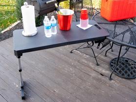 Redi Top Portable Folding Table