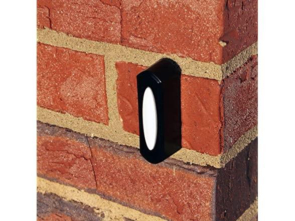 Image of Wireless Hampton Bay Doorbell Button