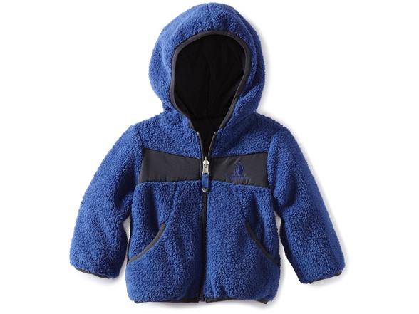 rugged bear reversible jacket blue 12m 24m kids toys. Black Bedroom Furniture Sets. Home Design Ideas