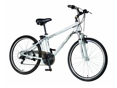 Currie Tech eZip Skyline eBike, Diamond